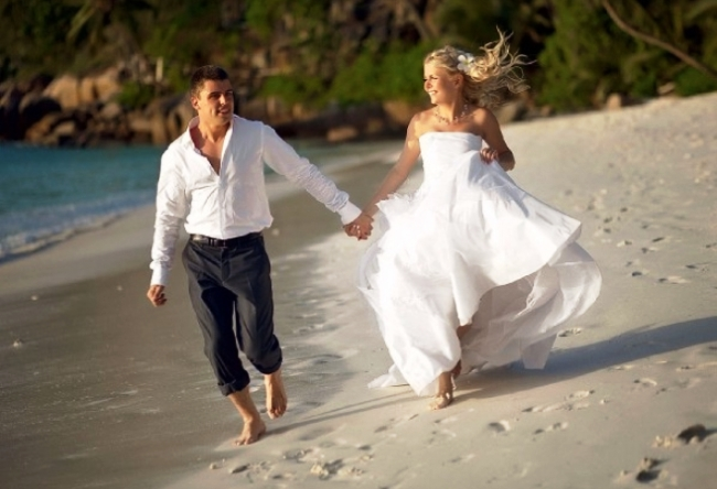 Свадьба на Сейшельских островах 4