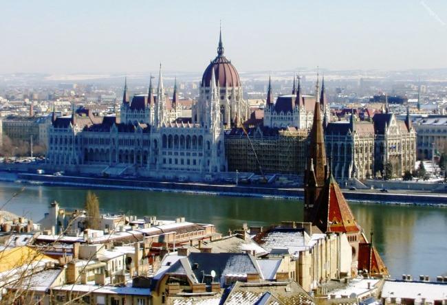 Чудный город  Будапешт 3
