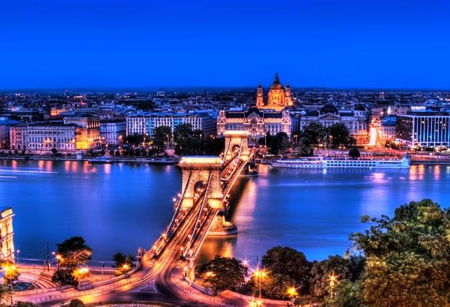 Чудный город  Будапешт 5