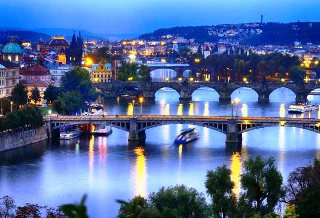 Экскурсии в Чехии 2