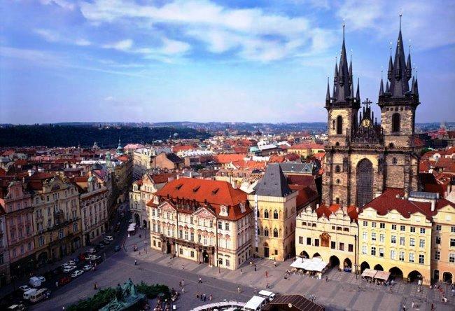 Экскурсии в Чехии 3