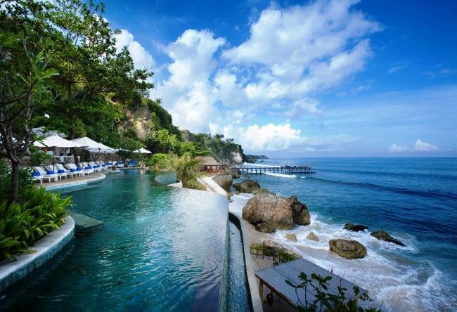 Лучшие курорты Индонезии 4
