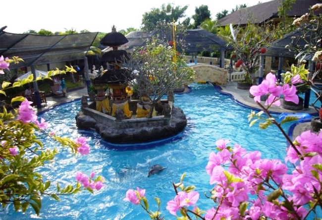 Лучшие курорты Индонезии 5