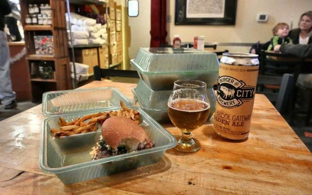 Bull City Burger & Brewery