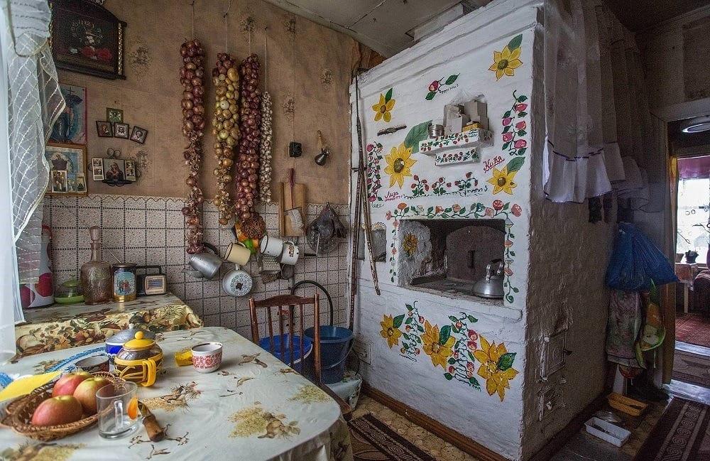 Русская деревня в Китае