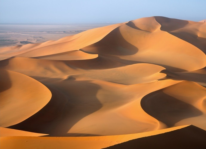 The Largest Desert In The World - Largest desert in the world