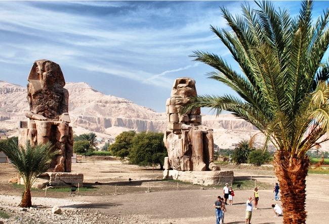 The Colossi of Memnon 5