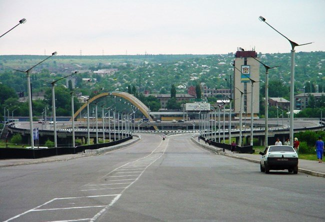 Lugansk  Dals motherland 2