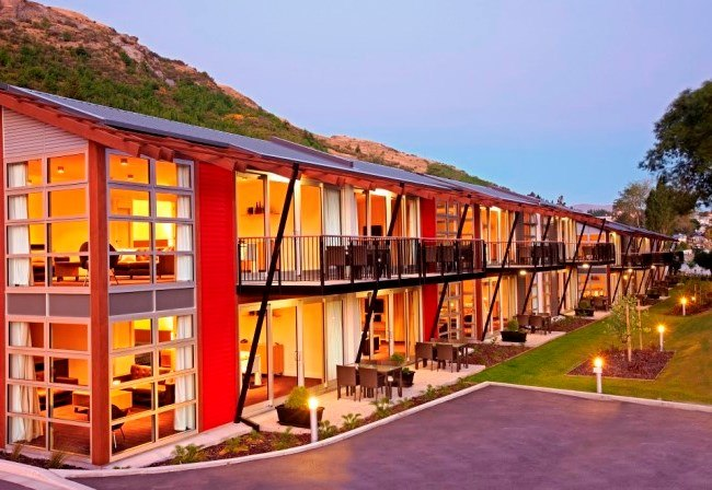 Top-10 most popular hotels of New Zealand 6