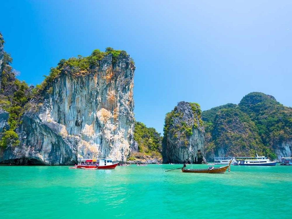 Остров Пхукет, Таиланд