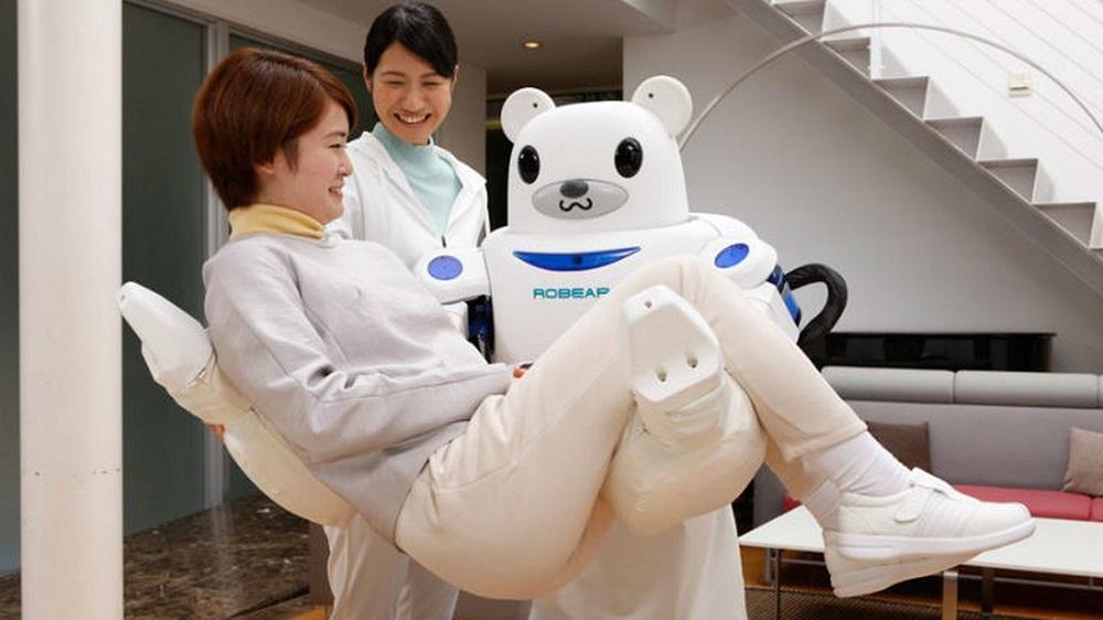 Роботы в Японии