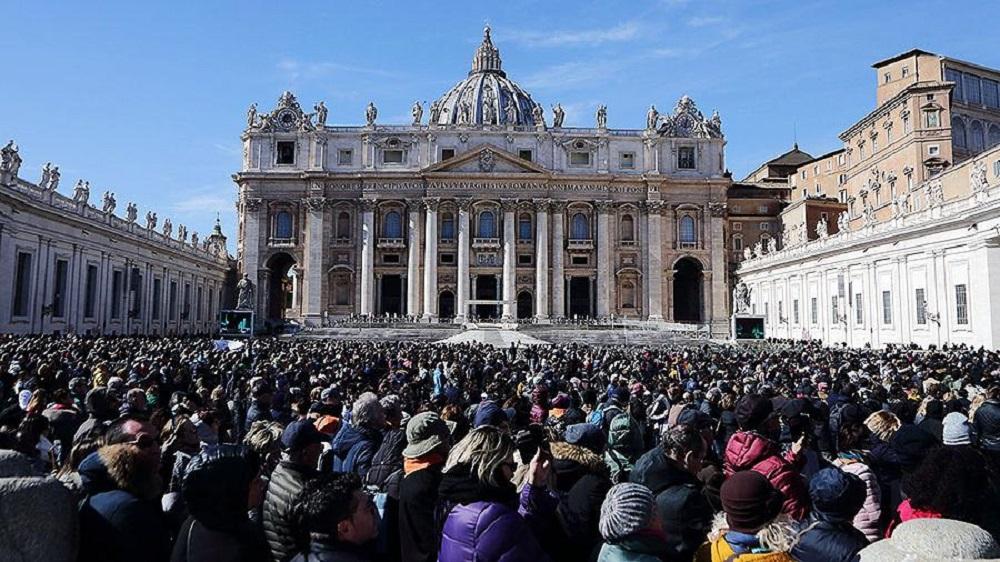 Ватикан – закрытое государство