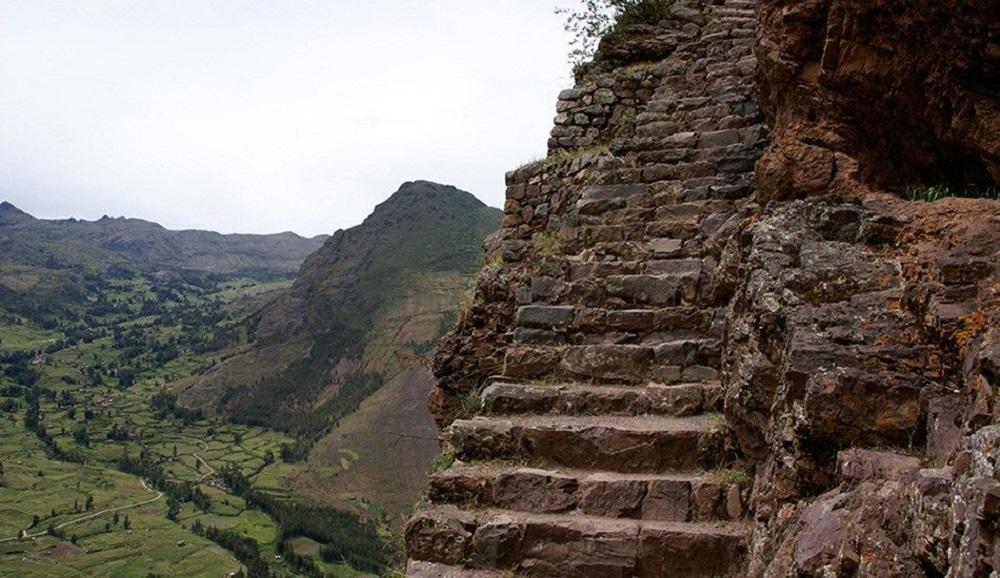 Ступени инков, Перу