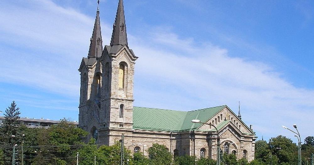 Церковь Каарли – лютеранская церковь