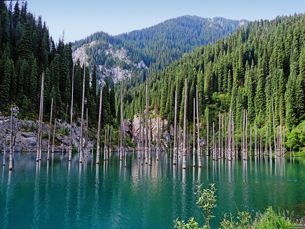 Озеро Каинды