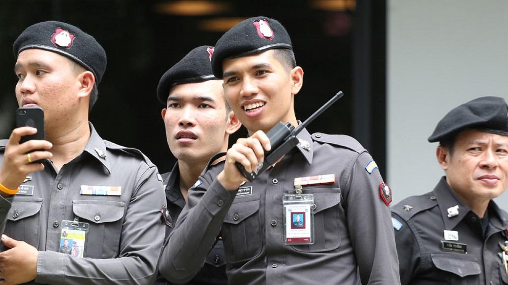 Криминал в Таиланде
