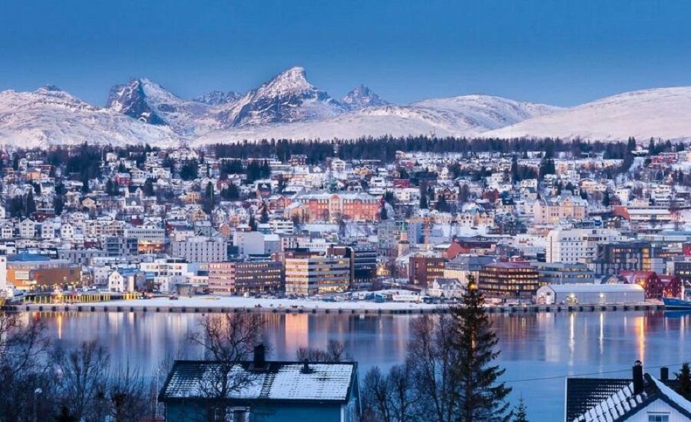 Тромсе Норвегия