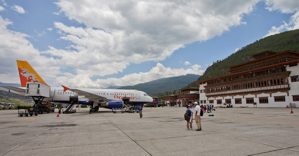 Паро, Бутан
