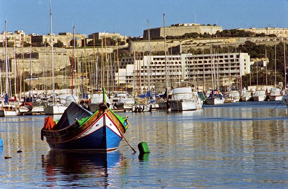 Октябрь на Мальте