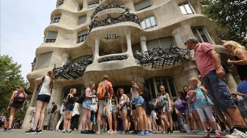 Найти дешевые туры в Барселону