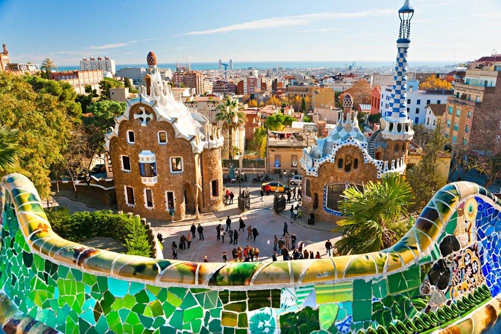 Столица Каталонии