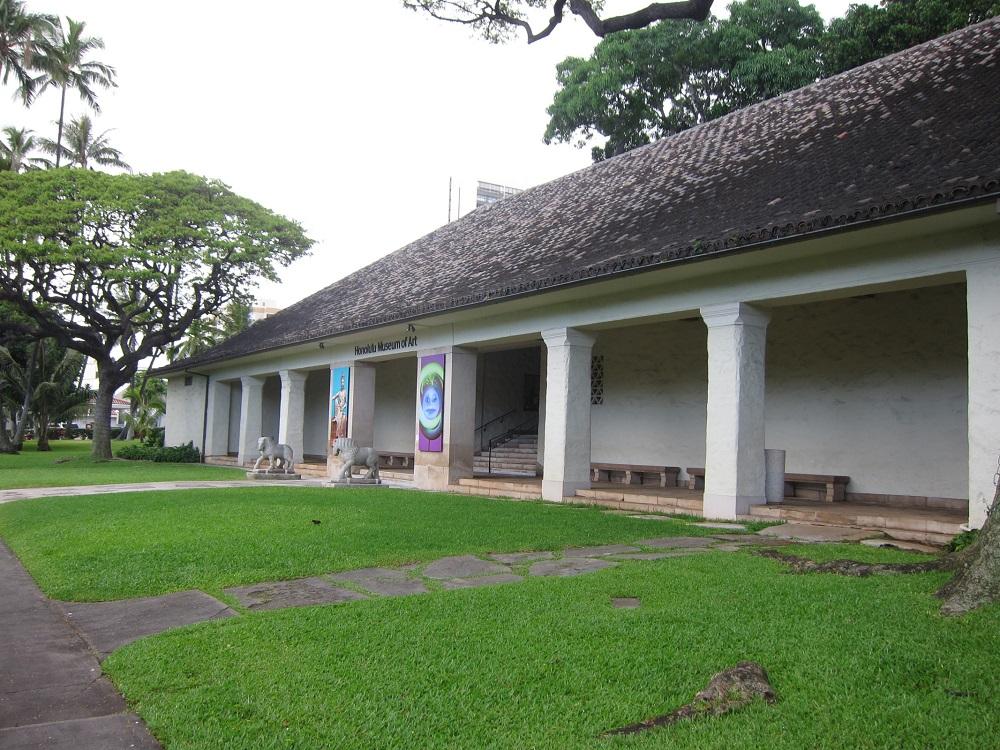 Музей академии художеств Гонолулу