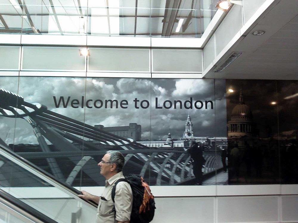 Хитроу, Лондон