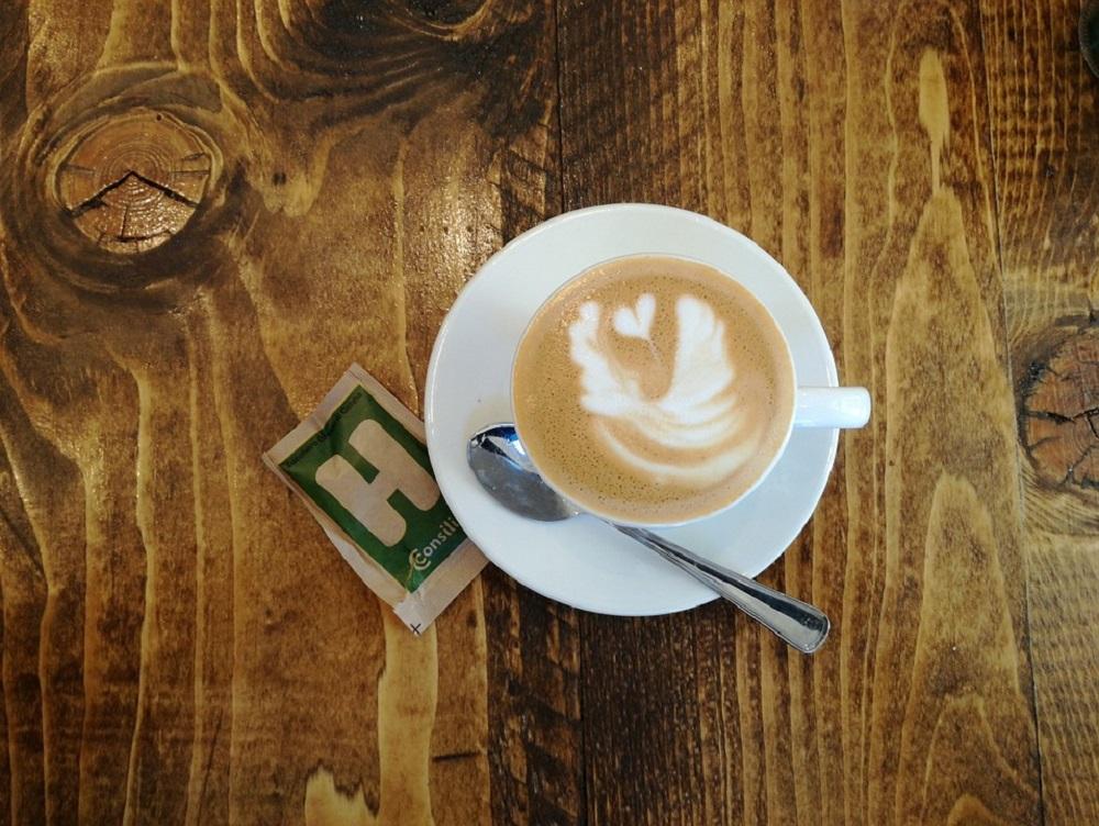 пьющая кофе нация – финны
