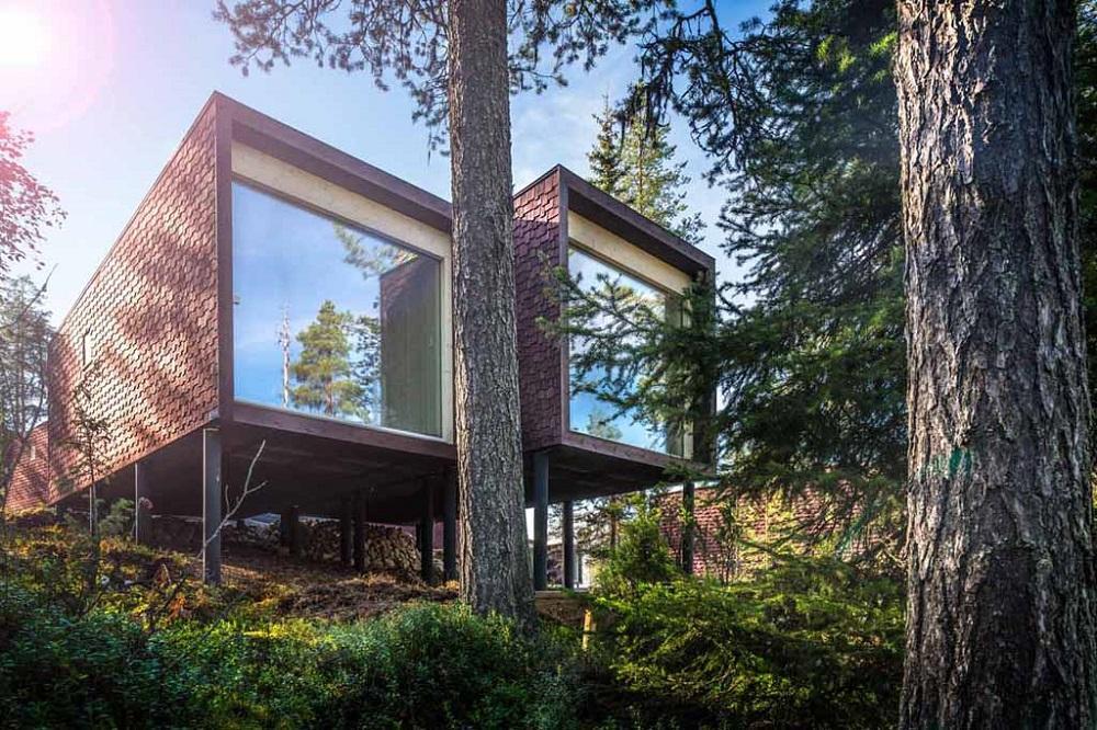 Эко-отели в Финляндии