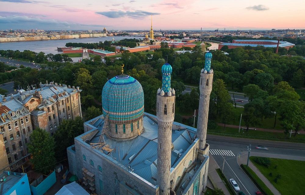 Петербургская соборная мечеть