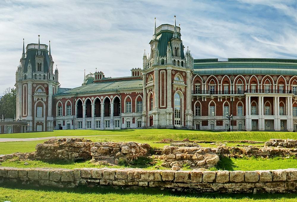 Царицыно Москва