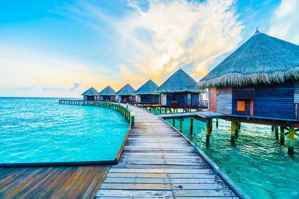 на Мальдивы в октябре