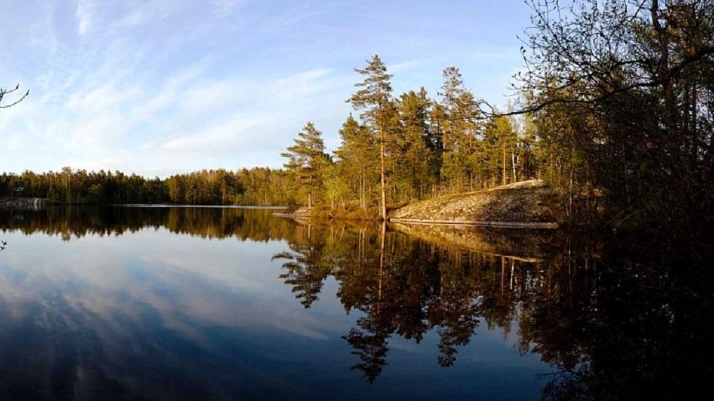 Озеро Хайыр