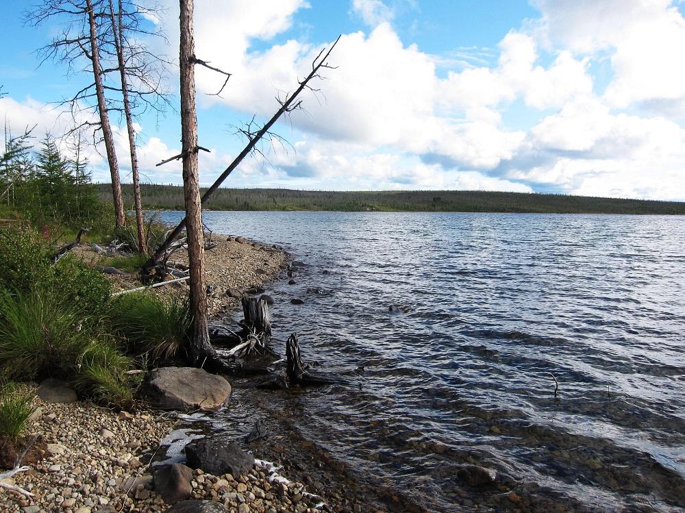 Лабынкырское озеро
