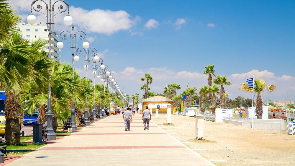 Ларнака – самый популярный курорт