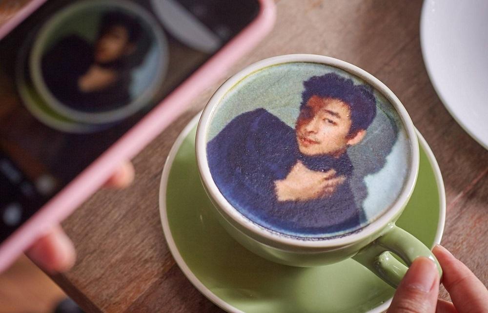 KC Selfie Coffee