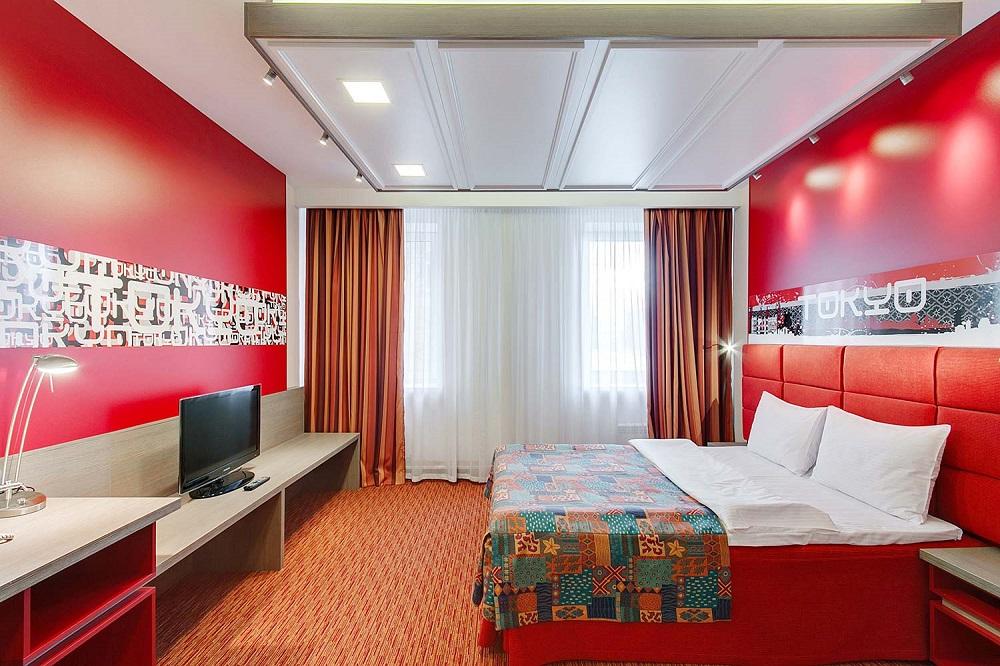 Гостиница Red Stars