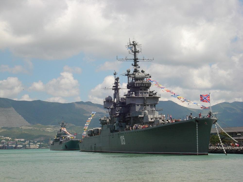 Корабль «Михаил Кутузов»