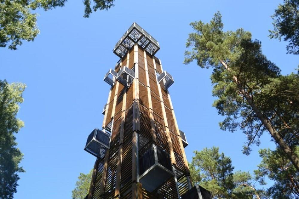 Обзорная башня ARHIS