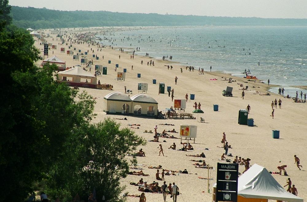 Юрмала – латвийский курорт