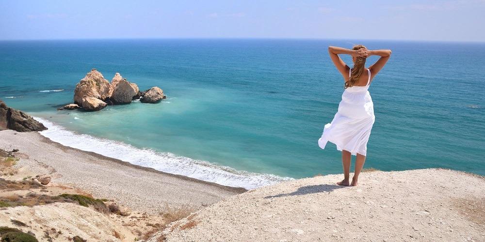 Кипр в октябре фото