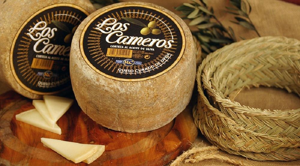 Виды сыров в Испании