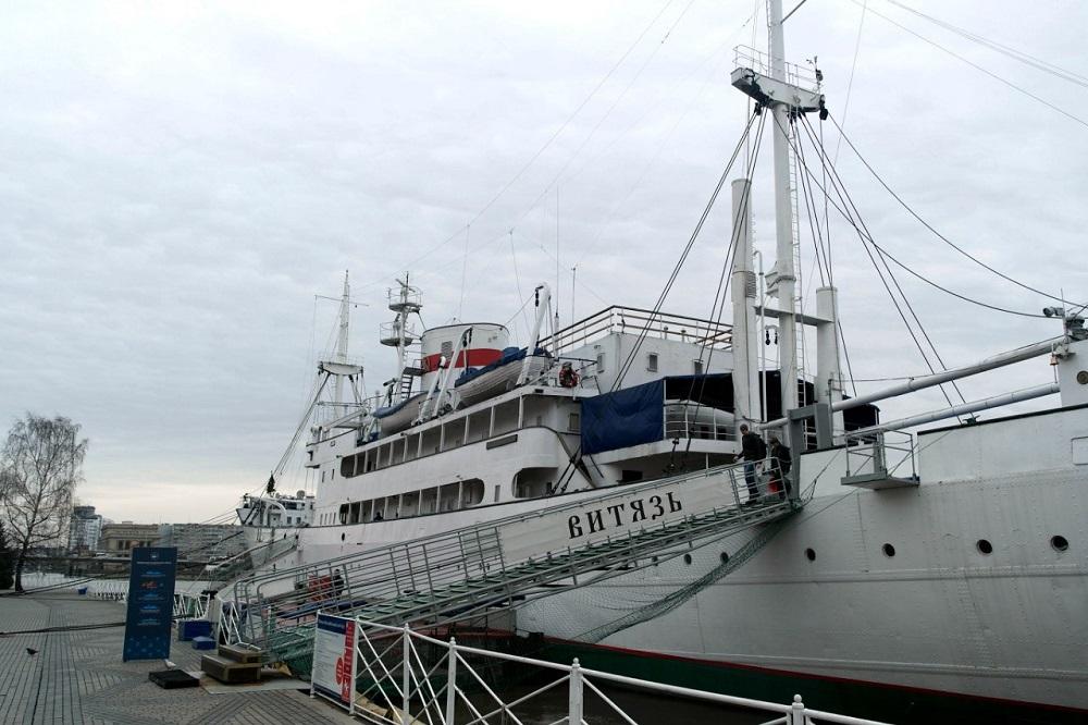 Исследовательский корабль «Витязь»
