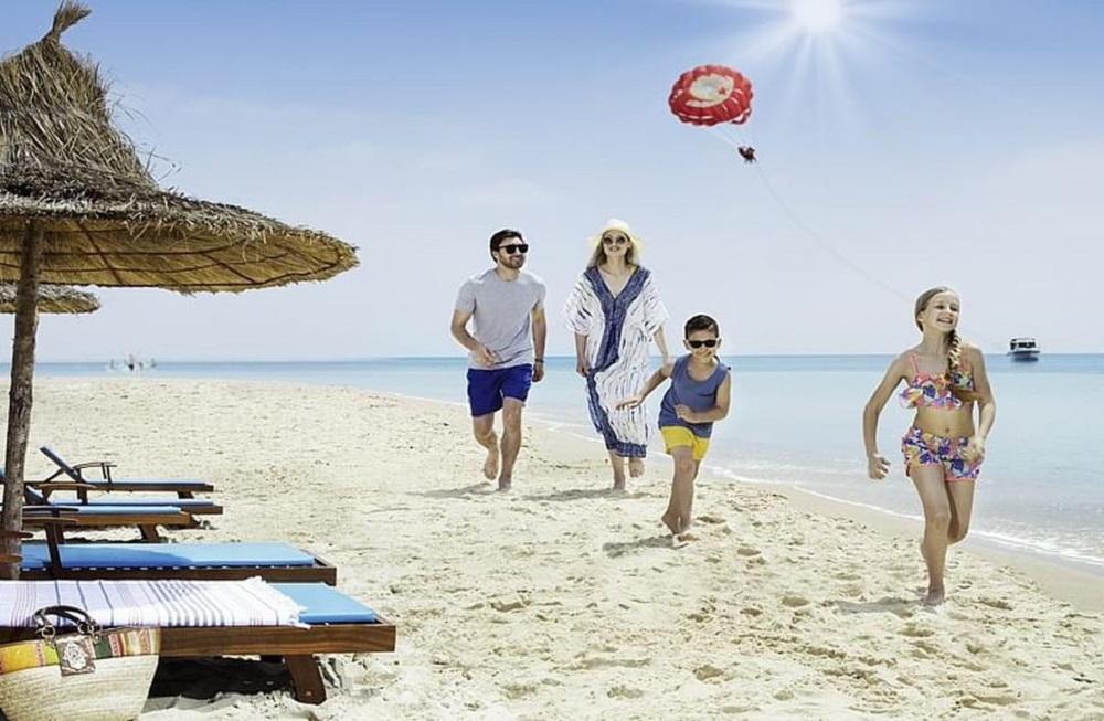 Пляжи в Тунисе