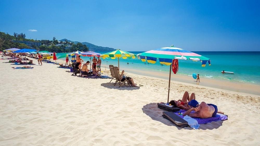 на пляж Пхукета