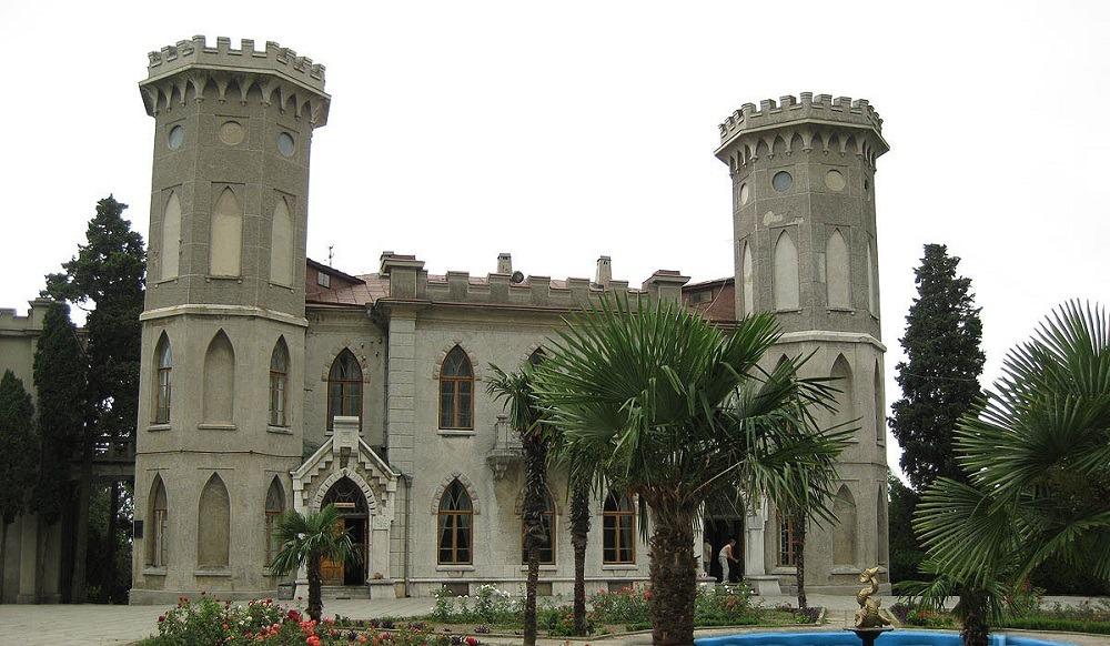 дворец Гаспра
