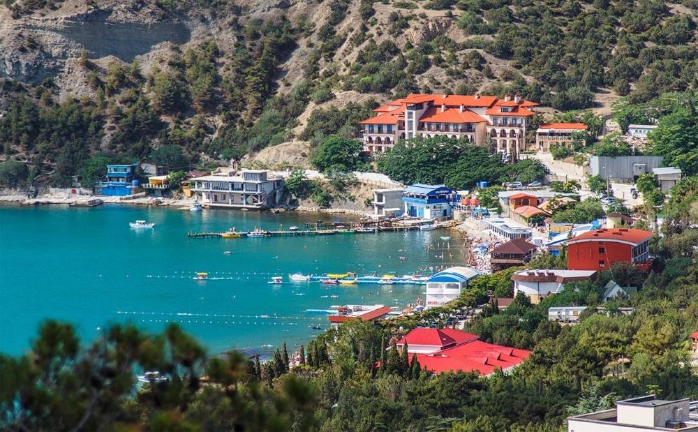 Судак крымский курорт