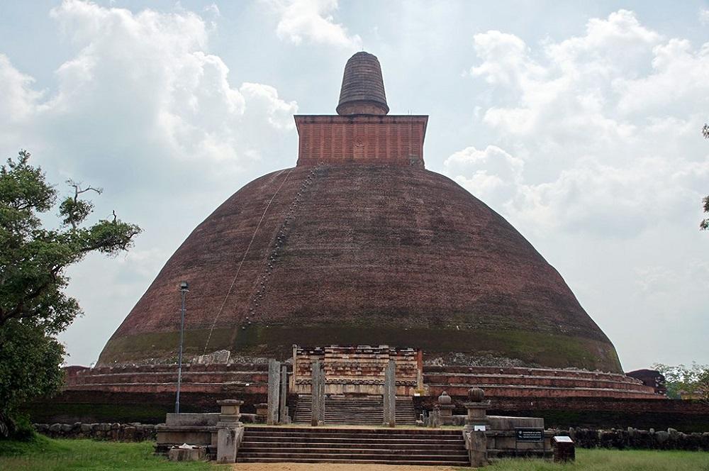 Анурадхапура – священный город