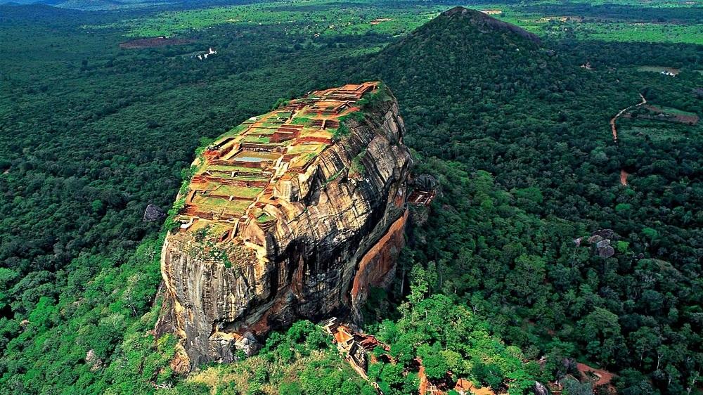 Ландшафты Шри-Ланки