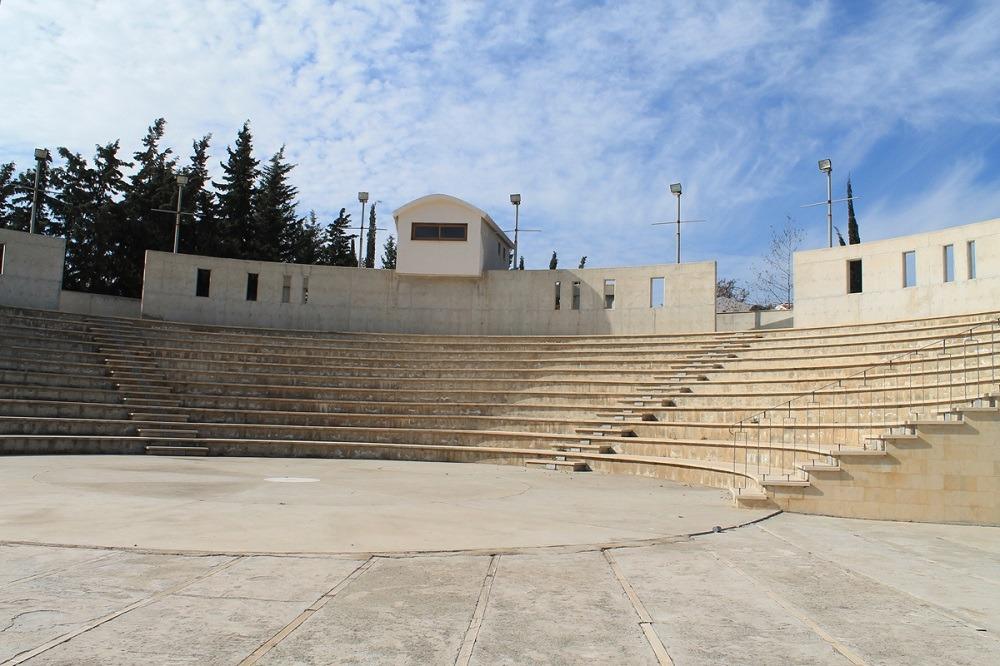 Амфитеатр Писсури